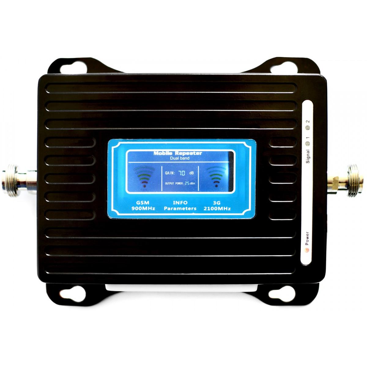 Wzmacniacz GSM/UMTS LCD3000 z wbudowaną anteną