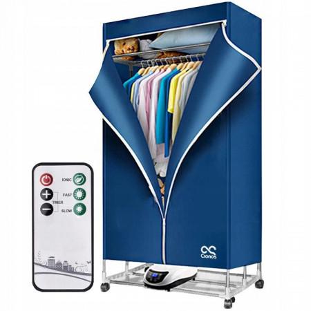 Elektryczna suszarka na pranie 4w1 1200W
