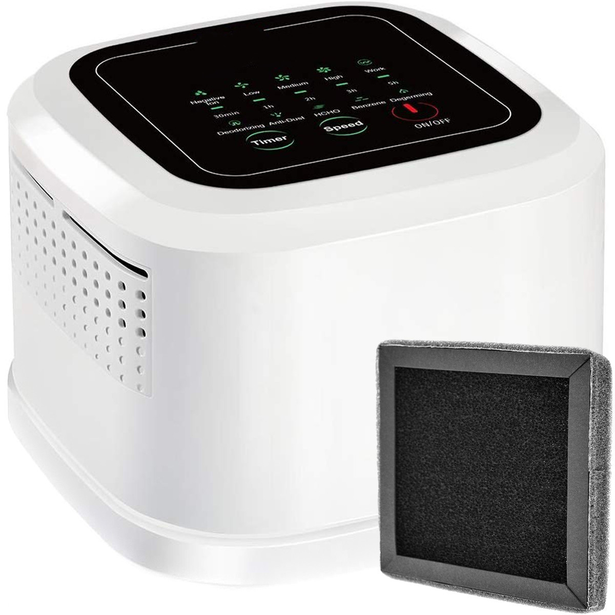 Oczyszczacz powietrza Cronos Cube + 1x filtr HEPA