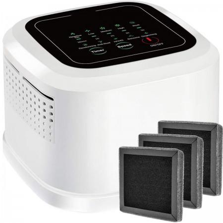 Oczyszczacz powietrza Cronos Cube + 3x filtr HEPA