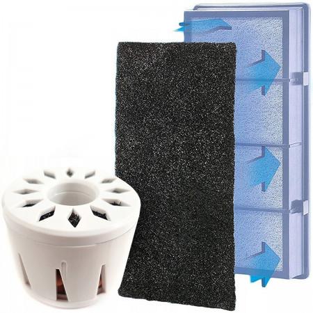 Zestaw filtr wody + powietrza do nawilżaczy Cronos