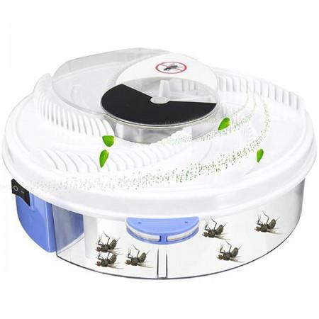 Elektroniczna pułapka na muchy i muszki owocówki