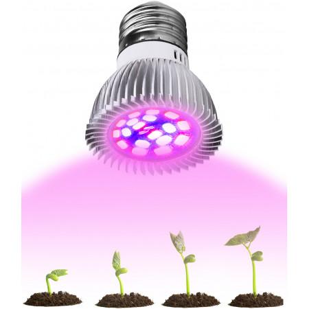 Żarówka 18x LED do uprawy roślin E27