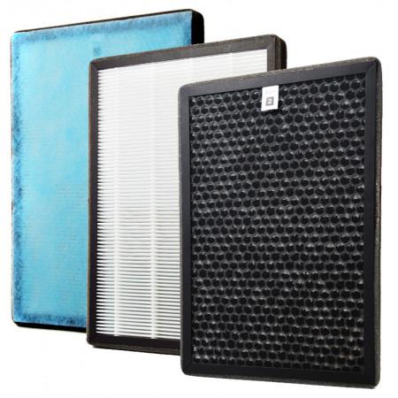 Filtr 4w1 oczyszczacz powietrza Cronos HEPA III