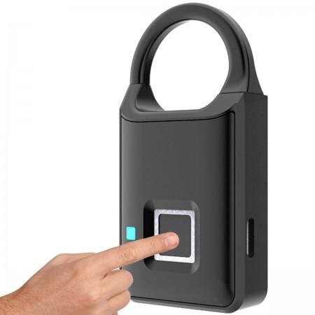 Kłódka na odcisk palca P50 z USB