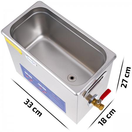 Myjka ultradźwiękowa PS-30A 6 L