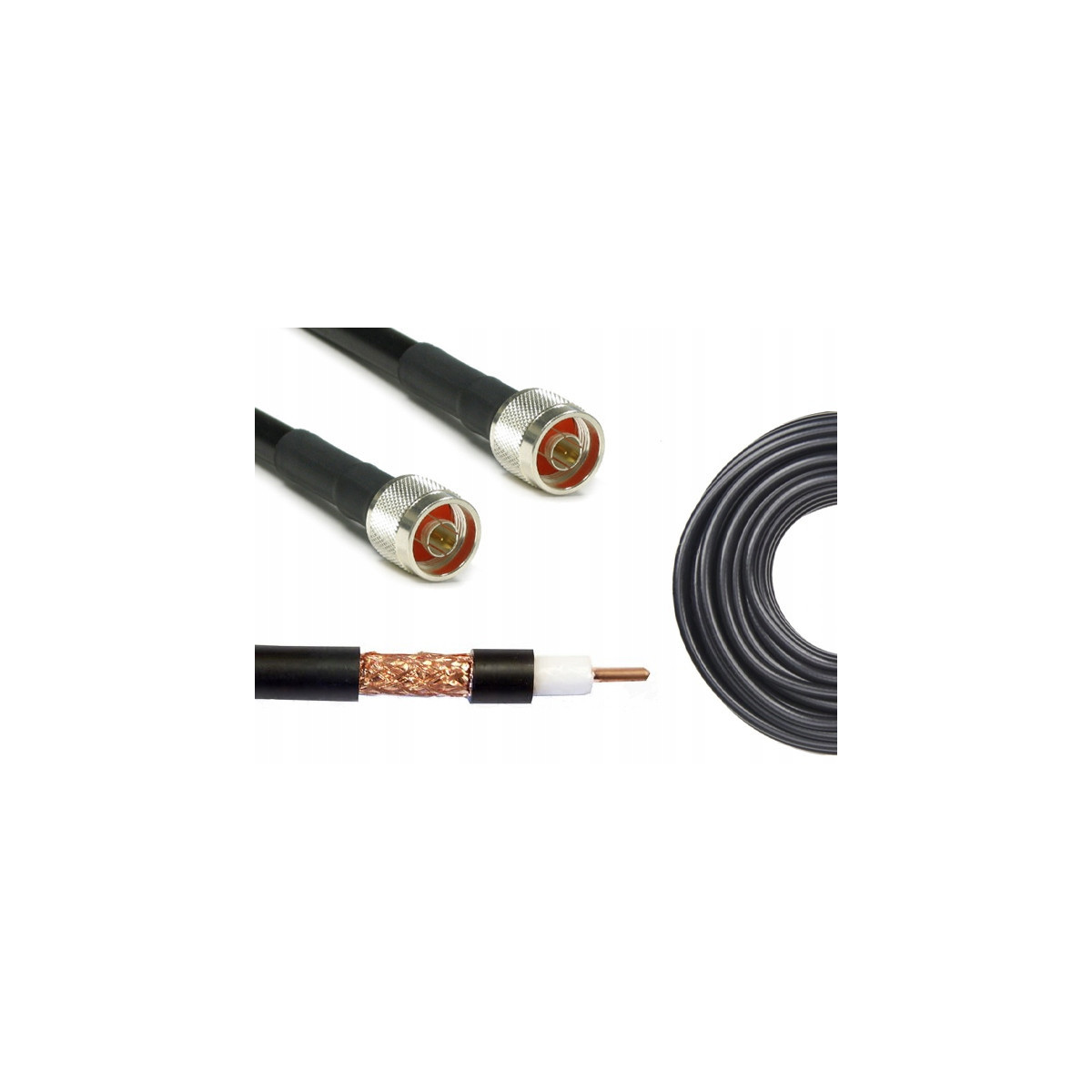Konektor 1m SRF1000 Nm-Nm