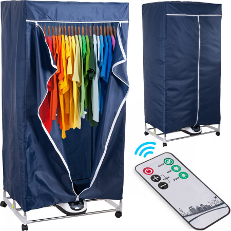 Elektryczna suszarka na pranie 1200W 150 cm