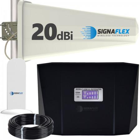 Komplet GSM/UMTS ABS Tajfun z anteną OMNI 32 dBi