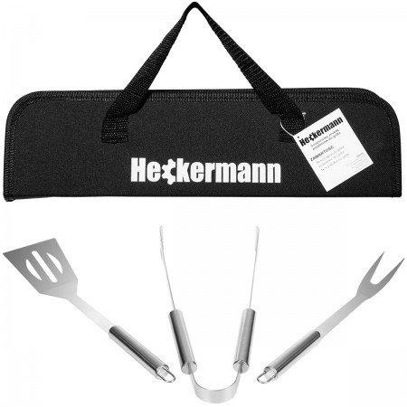 Zestaw do grilla Heckermann