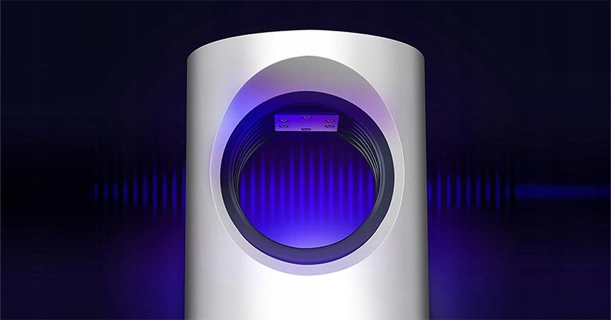Lampa owadobójcza UV z USB