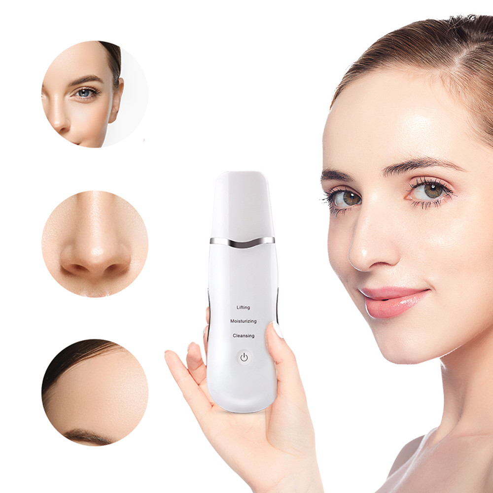 Efekty jakie daje peeling kawitacyjny skin scrubber