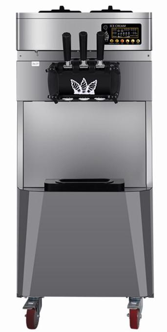 Maszyna do lodów włoskich Sonoro z przodu