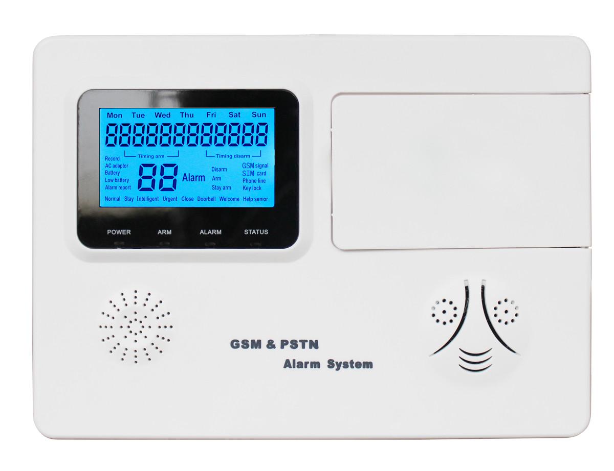 Alarm RED III w zestawie przodem