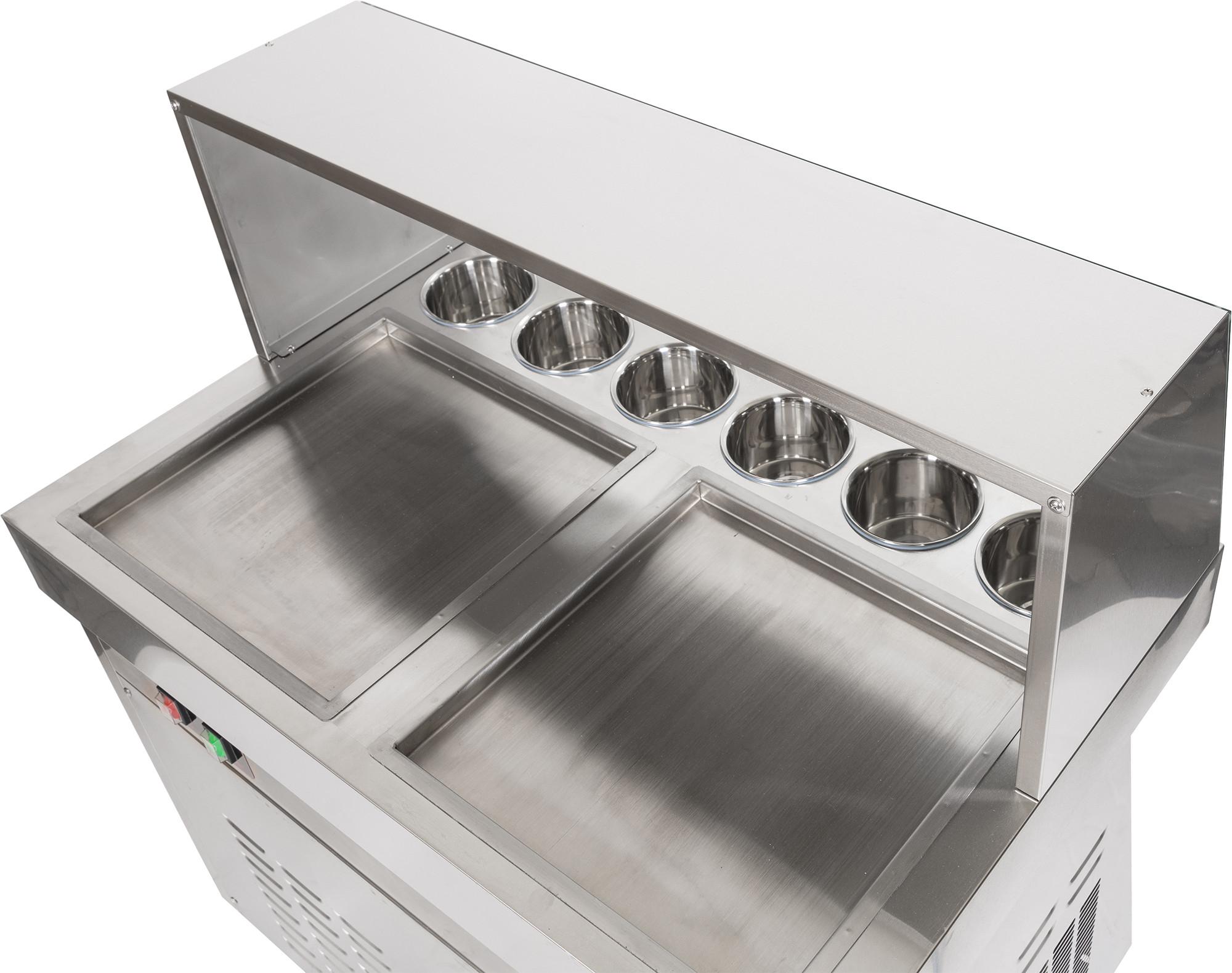 Maszyna do lodów tajskich Sonoro od góry