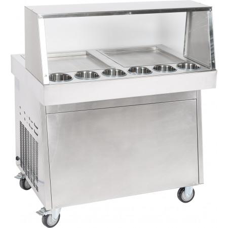 Maszyna do lodów tajskich 25-35 l/h Sonoro