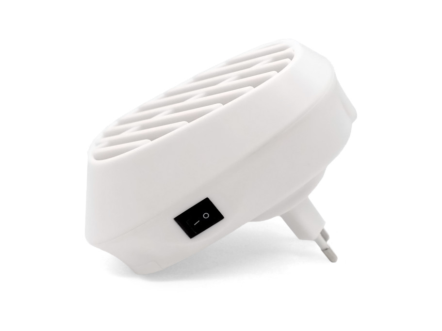 Lampa owadobójcza AGD-08 bokiem na białym tle