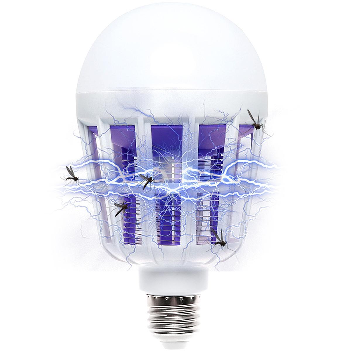 Wydajna żarówka owadobójcza lampa 9W E27