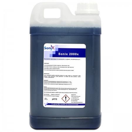 Płyn koncentrat do myjki ultradźwiękowej 2L Sonix 2000x