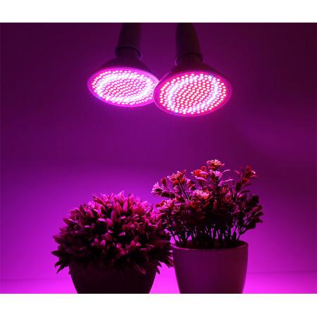 Lampa do roślin z żarówką 200 LED Heckermann