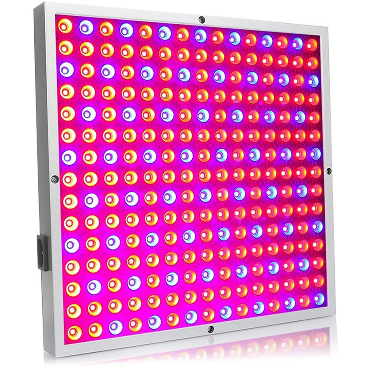 Lampa LED do roślin 225 diod Heckermann
