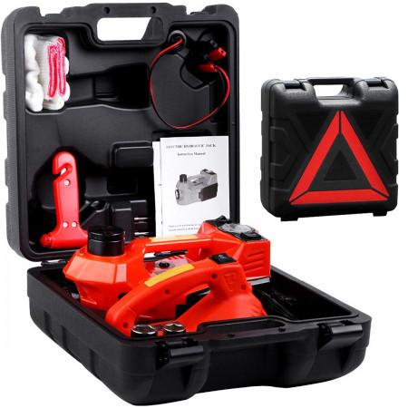 Podnośnik samochodowy lewarek + klucz automatyczny TY-HEJ01