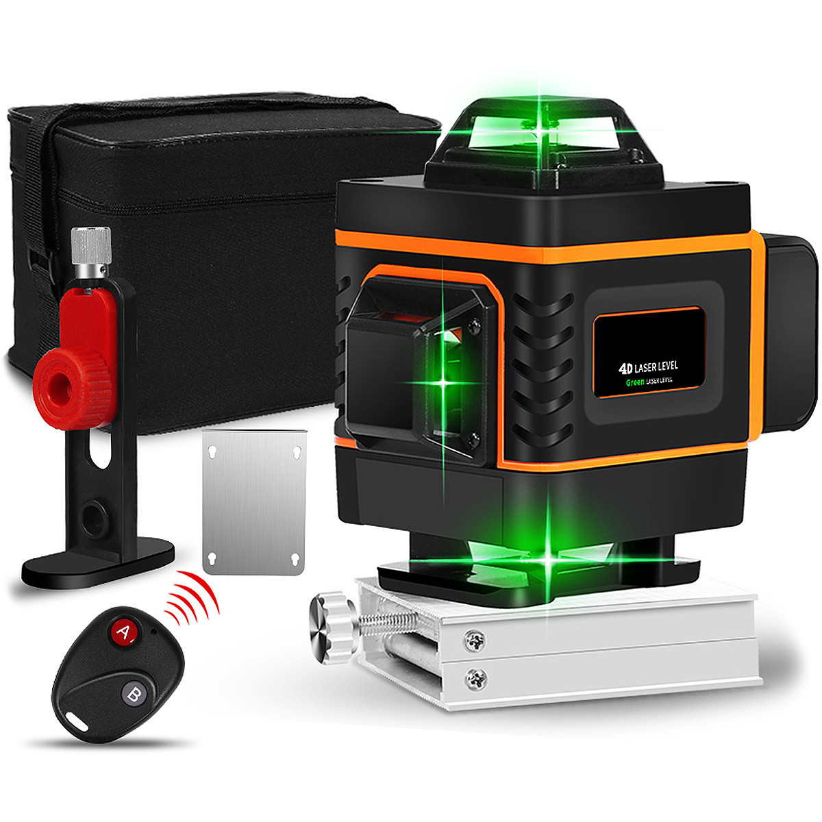 Poziomica laserowa 360°