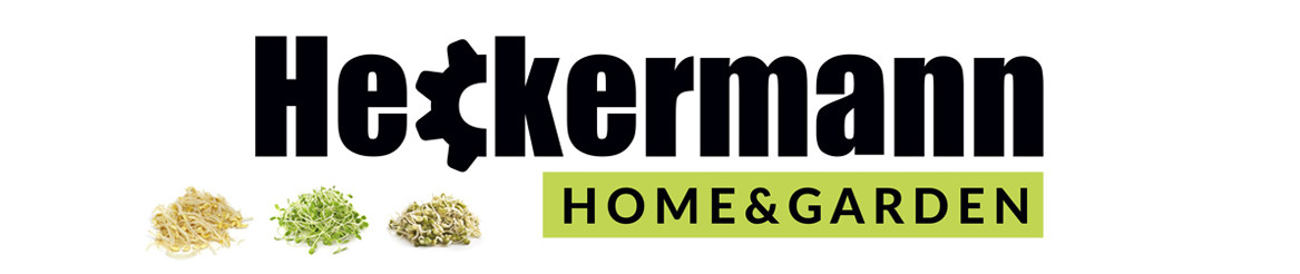 Logo Heckermann Home&Garden