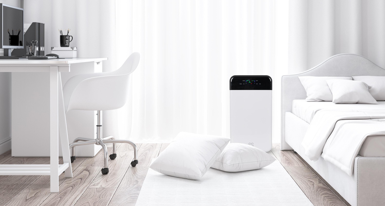 Oczyszczacz powietrza Cronos Hepa I w pokoju