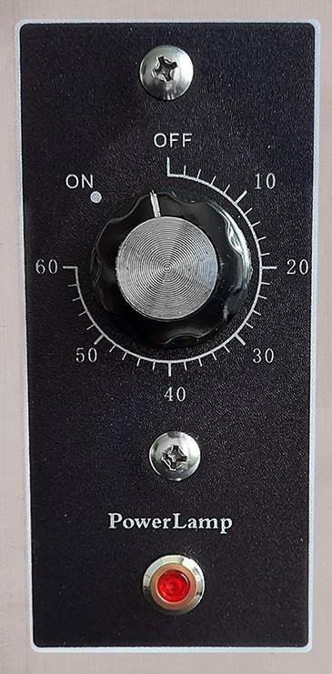 Timer w ozonatorze powietrza marki Cronos