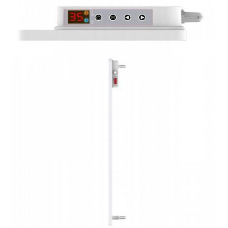 Panel grzewczy na podczerwień Cronos 450W WiFi + pilot