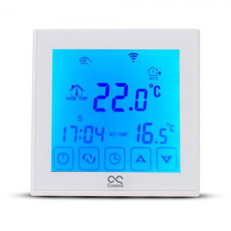 Grafenowa folia grzewcza na podczerwień Cronos z termostatem