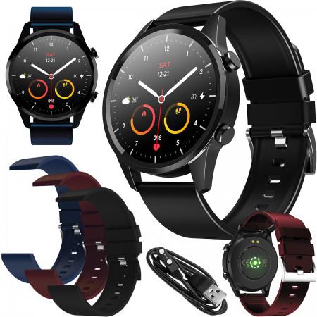 Smartwatch HCMN DD105 + 3 paski