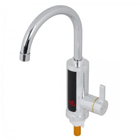 Chromowany podgrzewacz wody elektryczny RX-011