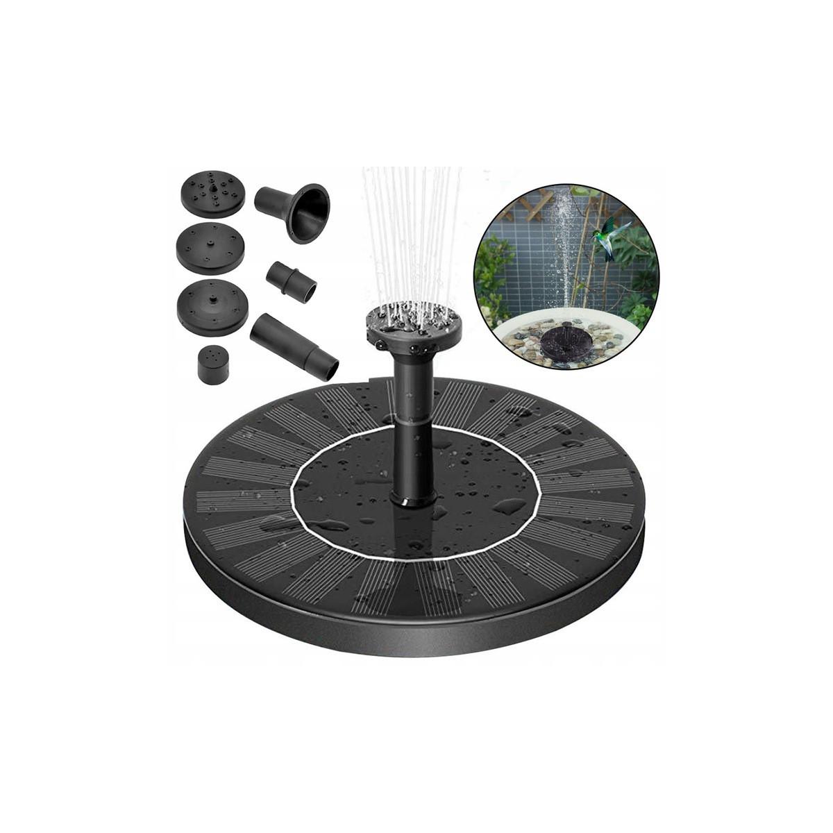 Fontanna ogrodowa solarna AUR-TYNPQD05
