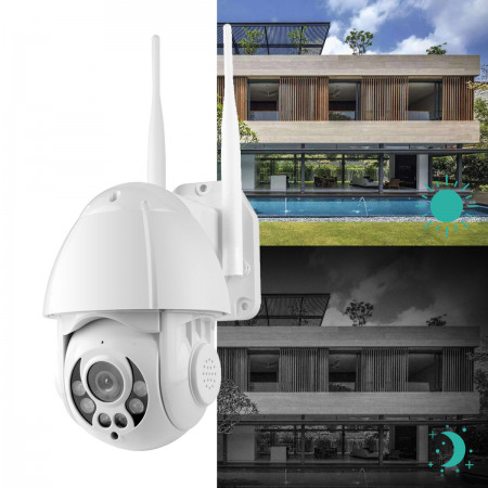 Kamera IP zewnętrzna K48 Heckermann