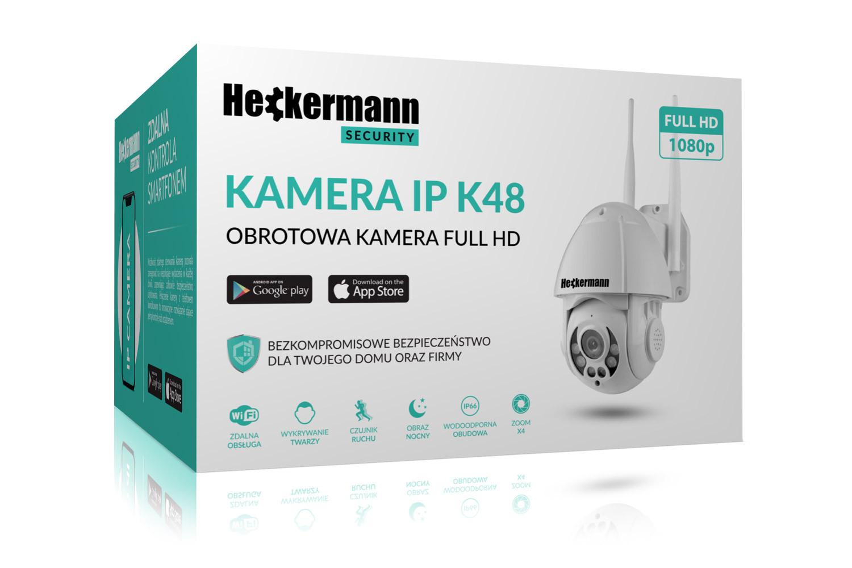 Opakowanie do kamery IP K48