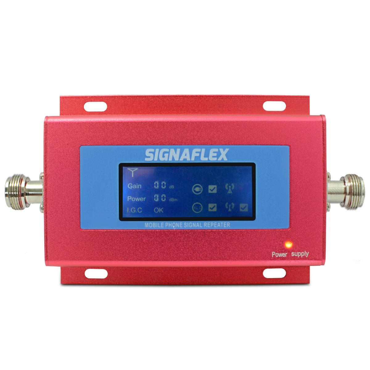 Wzmacniacz GSM RED LCD
