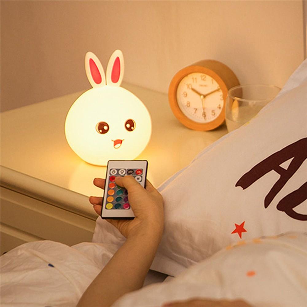Pilot do sterowania lampką LED Bunny