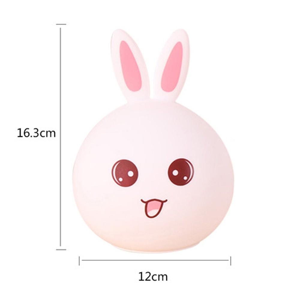 Wymiary lampki LED Bunny