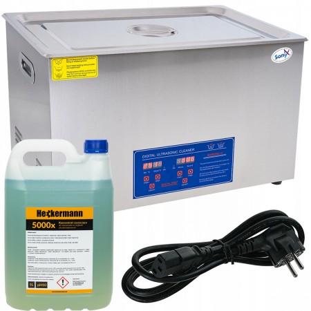 Myjka ultradźwiękowa PS-100A 30L