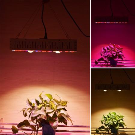 Lampa LED do uprawy i wzrostu roślin Heckermann