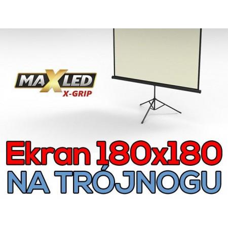 Ekran X-GRIP półautomat 180x180