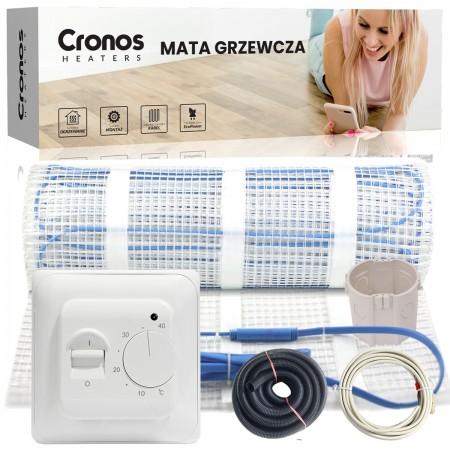 Mata grzewcza elektryczna Cronos 150W