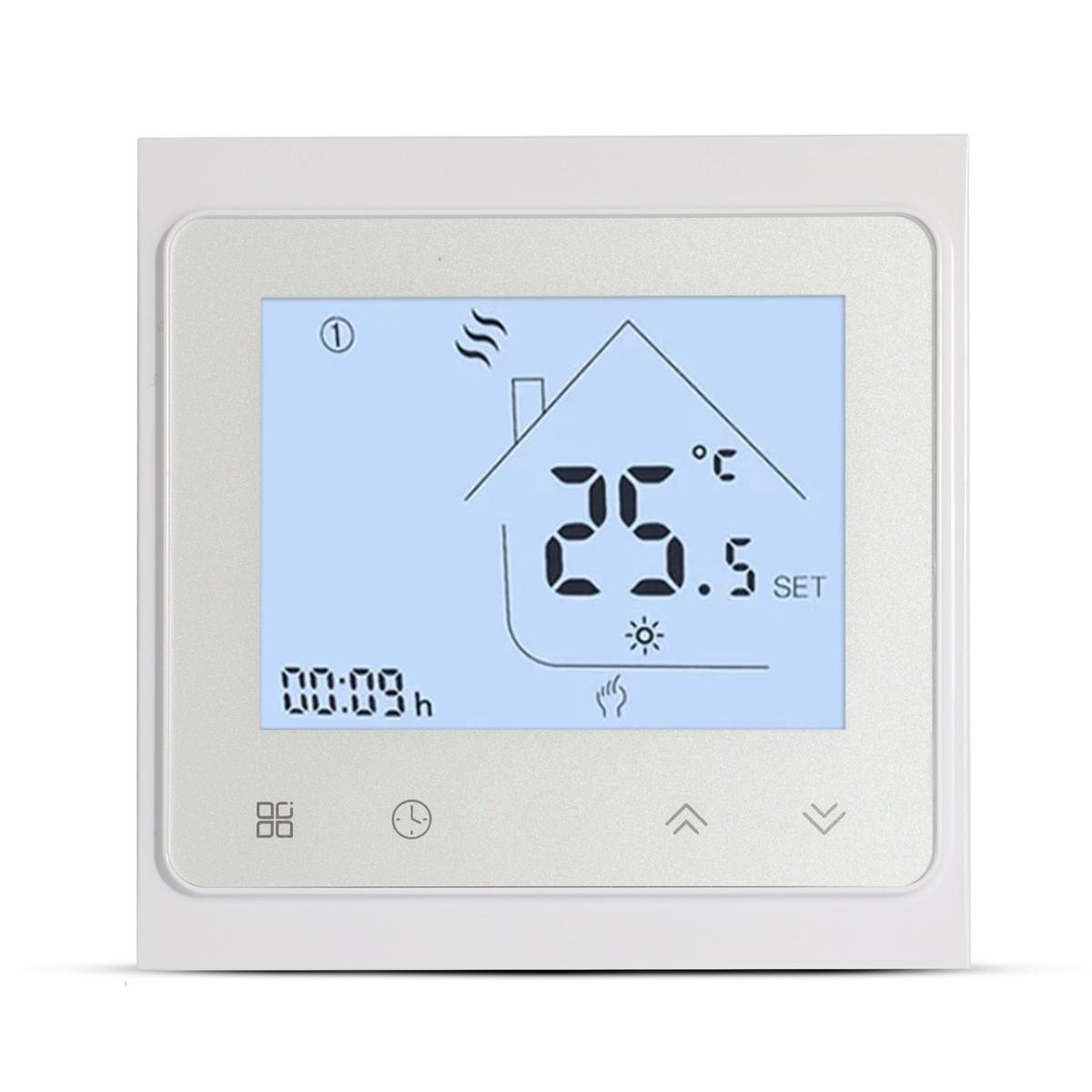 Termostat WiFi do podłogówki i ogrzewania elektrycznego AC308