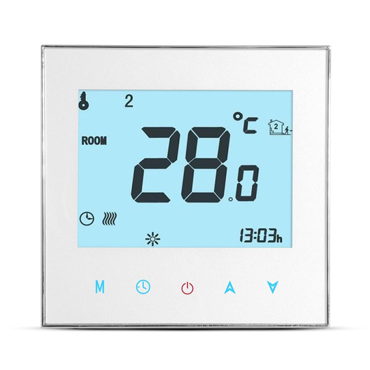 Termostat WiFi do podłogówki i ogrzewania elektrycznego AC605H