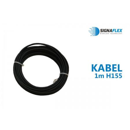 Kabel H155/LMR240 - 1m