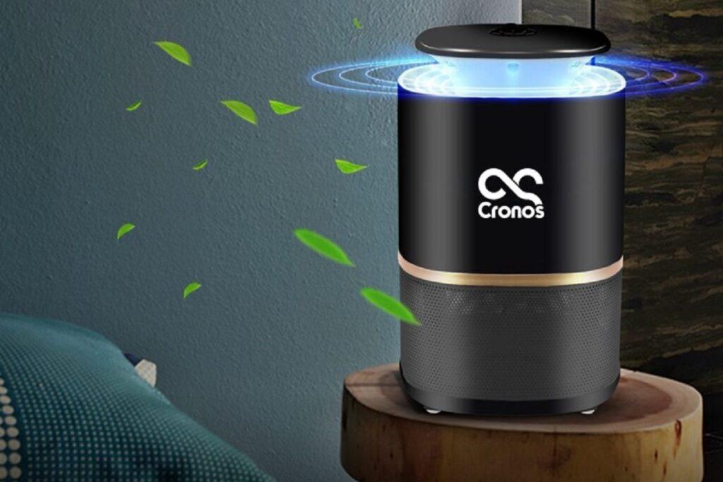Lampa owadobójcza jako sposób na komary