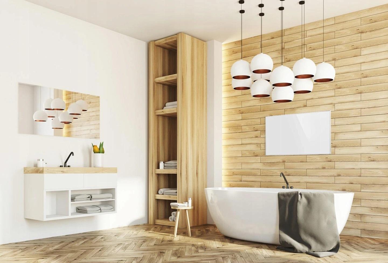 promieniowanie podczerwone - szkodliwość promienników w łazience