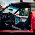 Ozonowanie samochodu - auto przygotowane do procesu